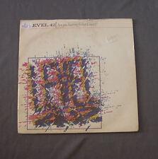 "Vinilo SG 7"" 45 rpm  LEVEL 42 - ARE YOU HEARING WHAT I HEAR - Record"