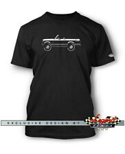 International Scout II 1971 Men T-Shirt - Multiple Colors and Sizes