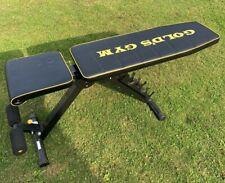 Golds Gym Adjustable Bench