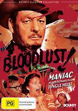 Bloodlust! (1961) * Wilton Graff, June Kenney, Walter Brooke *