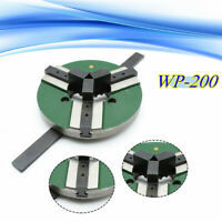 Self Centering 3 Jaws 200 mm VSC-8A Vertex 5002-025A 8 inches Chuck