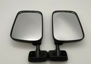 Isuzu trooper mirrors set