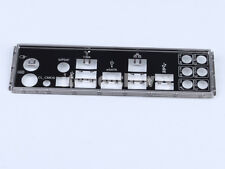 I/O Shield For MSI 990FXA-GD80 Motherboard Backplate IO