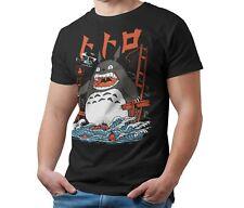 My Neighbor Totoro T-Shirt Kaiju Japanese Monster Unisex Shirt Adult & Kids