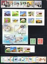 Guernsey - collection of Mint Nh items. (Catalog Value $64.40)