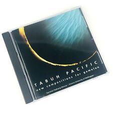 Gamelan Padhang Moncar Cd - Tabuh Pacific - Javanese Music - 1996 Import