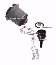 Pour toyota mark x 2.5 V6 4GR-FSE 04-09 avant lh ou rh haut bras bush & ball joint