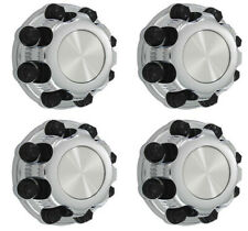 "Brand New Set of 4 Replacement Centers Caps for 16"" Alloy 2500HD 3500HD Wheels"