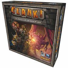 CLANK! Gioco da Tavolo Italiano Raven drago tesori dungeon