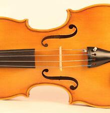 alte bratsche M. Puglisi ca. 1940  violon old italian viola violin alto 411 mm