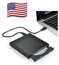 Optical Drive Writer Burner External USB2.0 DVD CD-RW DVD Player for Macbook Air
