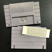 Snes Game Cartridge Replacement Case Shell for Super Nintendo SNES