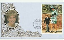 TANZANIA 23 JANUARY 1998 PRINCESS DIANA IN MEMORIAM SS BENHAM LE FIRST DAY COVER
