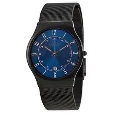 Skagen Casual Titanium Case Wristwatches