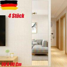 4 Stück Spiegelfliesen Klebespiegel Spiegelkacheln 30 X 30 Cm 4-tlg Spiegel D E