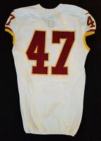 #47 of Washington Redskins NFL Game Issued No Nameplate Jersey
