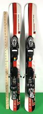 Salomon S Blades 99 cm Skiboards Snowblades Skiblades C609 Ski Bindings & Bag