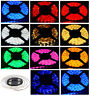 LED Strip Light SMD 3528 Flexible Tape 300led 16FT indoor outdoor lighting rope