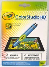 NEW Crayola/Griffin ColorStudio HD Stylus & App for Apple iPad crayon color pen