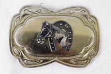 Vintage Horse Shoe Belt Buckle