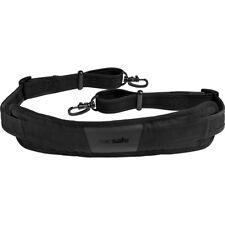 PacSafe Carrysafe 200 Anti-Theft Slash-Resistant Shoulder Strap - Black