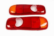 Peugeot Boxer Chassis Cab 10- Rear Lenses Pair Set Driver Passenger Left Right