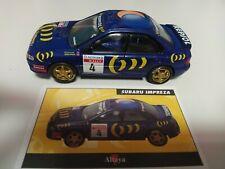 Subaru Impreza Altaya Scalextric Mcrae