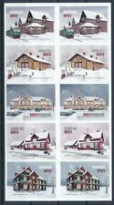 [G367772] Sweden 2019 good complete booklet very fine Adhesive