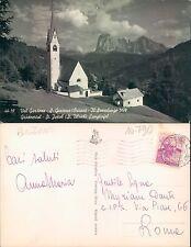 S. GIACOMO - ORTISEI - VAL GARDENA - IL SASSOLUNGO m. 3178    (rif.fg.10790)