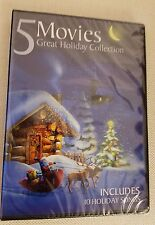 5 GREAT HOLIDAY MOVIES COLLECTION (DVD:1) INCLUDES 10 BONUS HOLIDAY SONGS!!