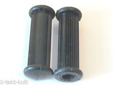 Simson Fußrasten Gummi SET 2 Stück DDR S50,S51,S70,S53,S83, alte Form