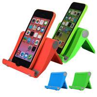HN- Portable Universal Folding Desktop Mobile Phone Tablets Holder Stand Bracket