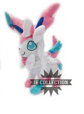 POKEMON XY SYLVEON PELUCHE 35 CM GRANDE pupazzo plush eevee evolutions volpe 3ds