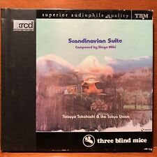 BINGO MIKI Scandinavian Suite THREE BLIND MICE Audiophile TBM XRCD 1005 Japan