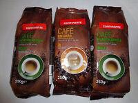 Portugal Roasted Coffee Beans Ground Espresso 250g  8.82oz  0.55lb Decaffeinated