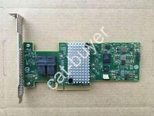 LSI 9340-8i IBM 46C9115 M1215 12GB RAID0.1.10.8 PORTS controller raid