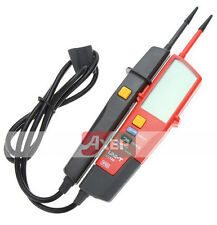 Voltage And Continuity Meter Tester Detector UT18D Uni-T