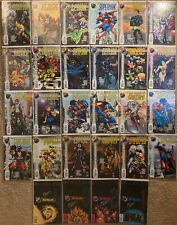 DC ONE MILLION VF NM LOT. SIGNED