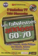 LES FABULEUSES ANNEES 60 70 ... N°67 ...  L'EMISSION TV TELE DIMANCHE