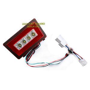 Dual T-tap Plug & Play Harness for 15-21 Subaru WRX STI Rear F1 4th Brake light