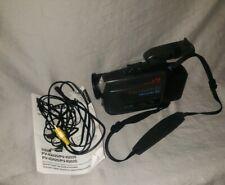 Panasonic PV-IQ325 VHS-C Palmcorder IQ