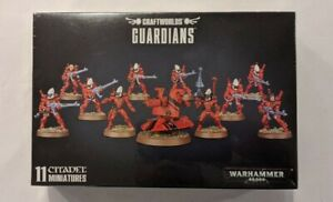 Warhammer 40K Craftworld - Guardians New In Box