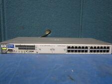 HP 12-Port ProCurve Switch 2524 J4813A