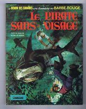 Barbe Rouge 14. Le Pirate sans visage HUBINON 1972 Neuf