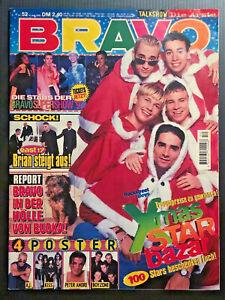BRAVO 21.12.-27.12.1996 zum 25. Geburtstag mit BSB East 17 ÄRZTE Spice KELLYS