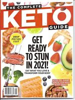 The Complete KETO Diet Guide Magazine 2021