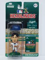 HIDEO NOMO - Los Angeles Dodgers Corinthian MLB Headliners 1996 Figure BRAND NEW