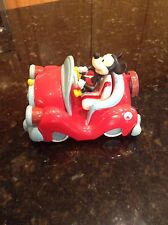 Mickey Mouse Toy Car Pull back Action Disney Theme Parks Cake Topper