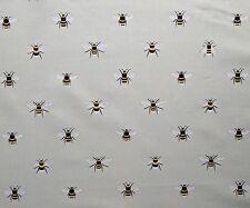 Sophie Allport Bees Fabric Offcut Remnant Fat Quarter 50 X 50cm