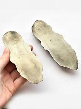 Natural cut pyrite concrescence (pair).